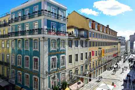 My Story Charming Hotel - Charming Hotel on the Iconic Rua Augusta for two - Save 50%