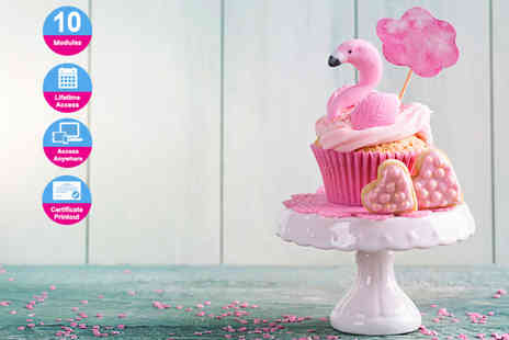 New Skills Academy - Animal cupcake decorating course - Save 0%