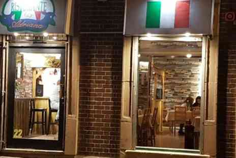Ristorante da Adriana - Pizza or Pasta with Beer for Two or Four - Save 31%