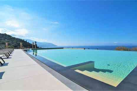 Hotel Terre di Eolo - Four Star Hillside Hotel with Beautiful Sea Views for two - Save 70%