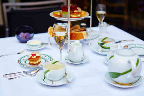 Alexanders - Sparkling afternoon tea for two people with a glass of Prosecco each - Save 24%