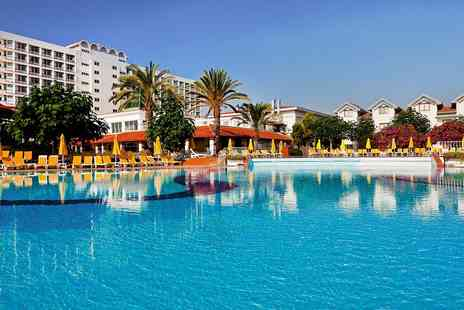 Cyprus Paradise - Seven Nights All inclusive Famagusta holiday with flights, transfers and tour - Save 0%