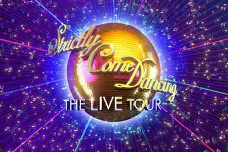 Strictly Come Dancing - One price band A, B, C, D, E or F ticket from 16th January To 9th February - Save 0%