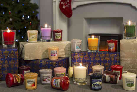 Yankee Bundles - 12 assorted classic Yankee Candle mini samplers - Save 33%