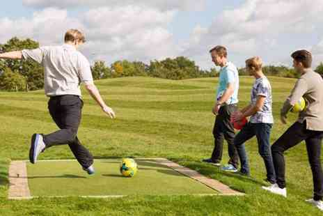 Golf Kingdom - Foot Golf in Dagenham A Unique Active Day Out for All Ages - Save 38%