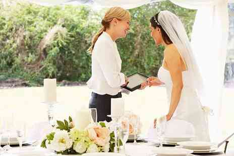 Educator London - Online wedding and event management diploma - Save 98%