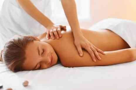 London Health and Wellbeing - One Hour Deep Tissue Massage - Save 70%