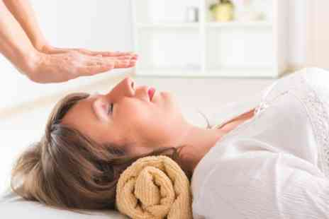 My Soul Utopia - One Hour Reiki Treatment with Chakra Balancing - Save 60%