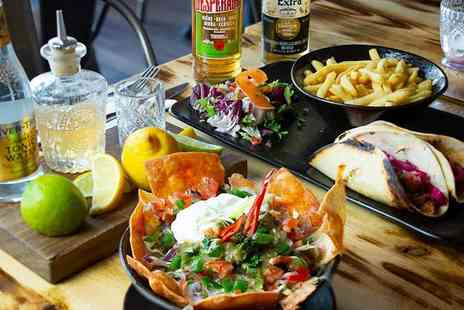 Lillys Bar - Two tapas dishes to share and two cocktails each for two people - Save 49%