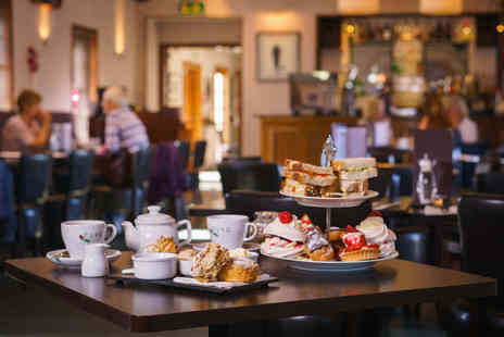 Hatter House Cafe - Afternoon tea for two - Save 54%
