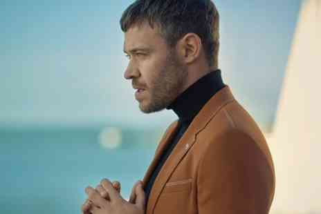 An Evening with Will Young - One best available seated ticket from 2nd To 29th October - Save 50%