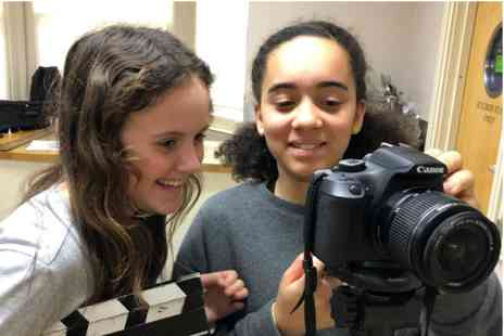 Virgin Experience Days - Childrens Ten Week Movie Making Course - Save 0%
