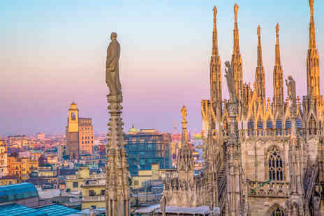 Crystal Travel - Four Star Four nights Milan and Turin, Italy trip with tours, transfers and flights - Save 35%