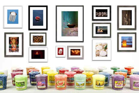 Yankee Bundles - One Months Supply of Yankee Candle Mini Votive Sampler Candles - Save 50%