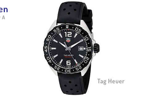 Brand Logic Europe - Mystery Designer Watch For Him or Her Gucci, Tag Heuer, Hugo Boss, Michael Kors and More - Save 0%