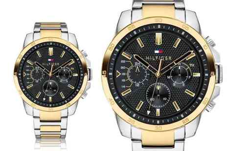 Best Watch Company - Tommy Hilfiger two tone watch - Save 68%