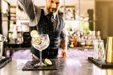 Alexanders - Cocktail masterclass for two people including two cocktails and welcome glass of Prosecco each - Save 52%