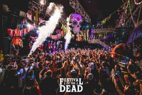 Festival of the Dead 2019 - One or two general admission or VIP tickets from 19th October To 16th November - Save 57%
