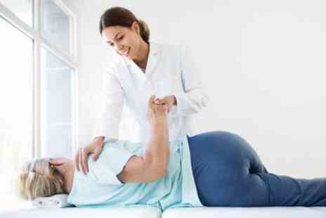 London Health and Wellbeing - Two Osteopathy Treatments and Consultation - Save 85%