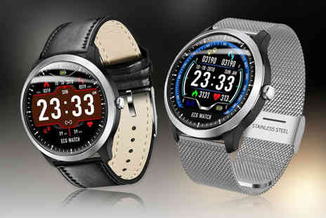 SecretStorz -  ECG smart watch - Save 64%