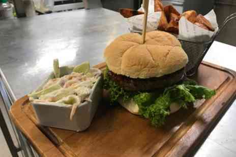 The White Horse Inn - Burgers for Two or Four - Save 43%