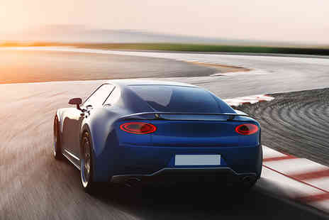 Supercar Test Drives - Three lap Lotus driving experience on a weekday - Save 80%