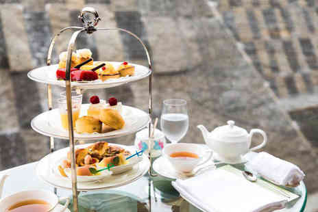 Warner Leisure Hotels - Deluxe afternoon tea for two people with a glass of Prosecco each - Save 29%