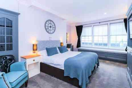 Villiers Hotel - Standard Room for Two with Breakfast and Dinner at Villiers Hotel - Save 49%
