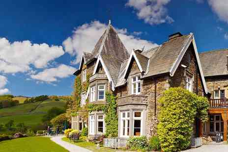 Holbeck Ghyll Country House Hotel - Gourmet Windermere stay with meals - Save 34%