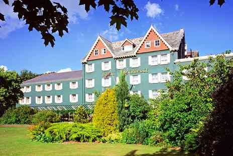 Metropole Hotel - Wales getaway with tasting menu and bubbly - Save 52%