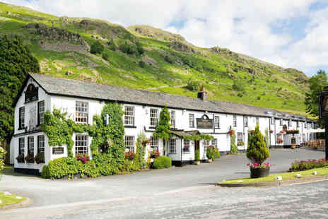 The Kings Head Inn - Overnight Lake District stay for two with breakfast and wine on arrival - Save 36%