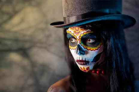 Amor Boat Party - One VIP ticket to Day Of The Dead Enter The After Life on 2nd November - Save 63%