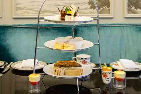 Flemings Mayfair - Afternoon Tea for Two by Michelin Awarded Chef Shaun Rankin - Save 0%