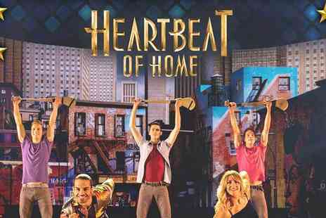 ATG Tickets - Band D ticket to Heartbeat Of Home choose from nine dates - Save 50%