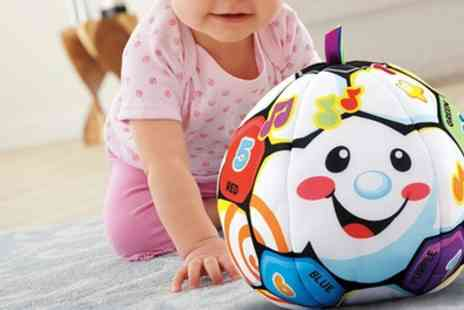 Groupon Goods Global GmbH - Fisher Price Singing Soccer Ball - Save 0%