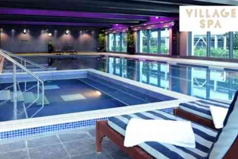 Village Spa - Spa Day with Two Treatments for One or Two - Save 49%