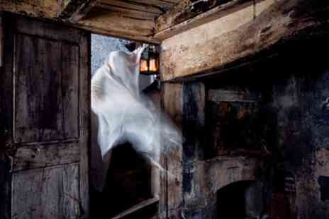 Evans Haunted House - Entry from 25th To 27th and 30th To 31st October - Save 40%