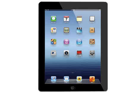 E Circuits - iPad 3 with 16GB, 32GB or 64GB and Optional 4G Choose from 2 Colours - Save 68%