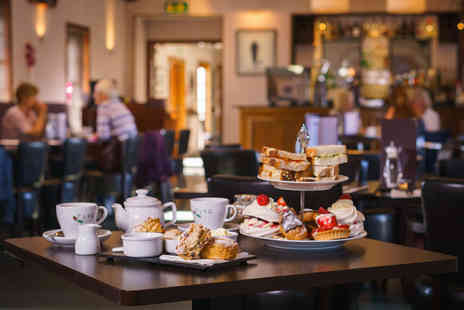 Umberslade Nurseries - Afternoon tea for two people including a £10 garden centre voucher - Save 36%