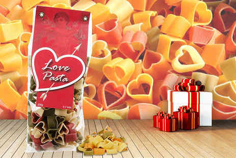 London Exchain Store - Heart Shaped Love Pasta - Save 60%