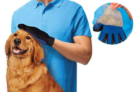 London Exchain Store - Pet Grooming Glove - Save 80%