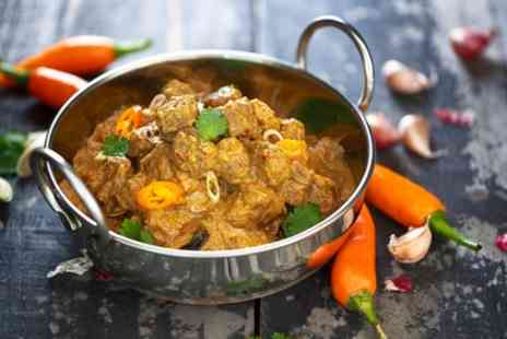 Yatri - Choice of Curry with Rice or Naan and Drink for Up to Four - Save 38%