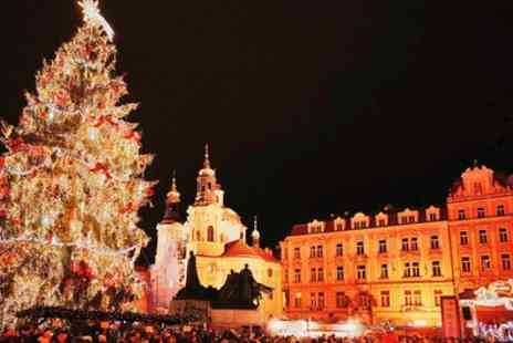 Mystery Christmas Markets - 2, 3 or 4 Nights at a Choice of Hotels in Various Cities and Return Flights - Save 0%