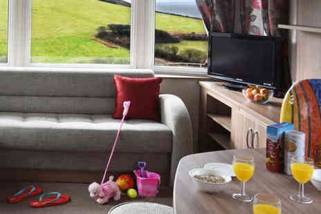 Woolacombe Sands Holiday Park - Three nights weekend caravan stay - Save 43%