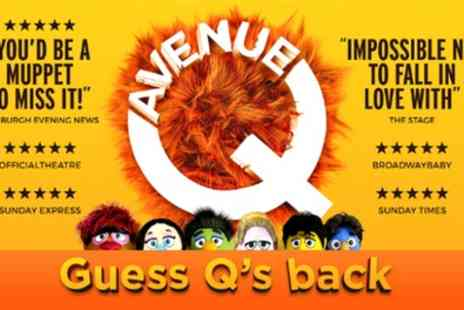 Queens Theatre Barnstaple - Tickets to see Avenue Q - Save 0%