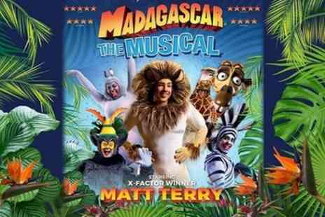 Queens Theatre - Tickets to see Madagascar The Musical - Save 0%