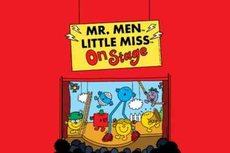 New Theatre Peterborough - Tickets to see Mr Men and Little Miss - Save 0%