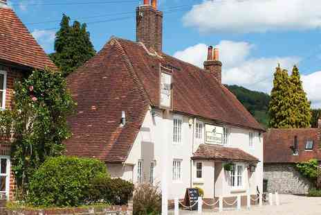 The Partridge Inn - Three course meal for Two at 16th century West Sussex pub - Save 42%