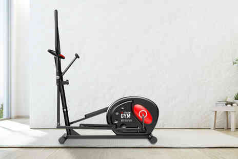 Bing bang bosh - X trainer elliptical cross trainer by Xstream Gym choose from black or white - Save 70%
