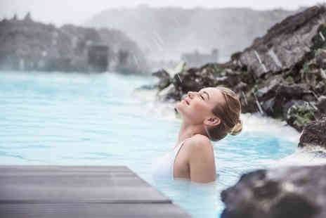 Travel Center - Two nights Iceland getaway with Blue Lagoon entry and return flights - Save 29%